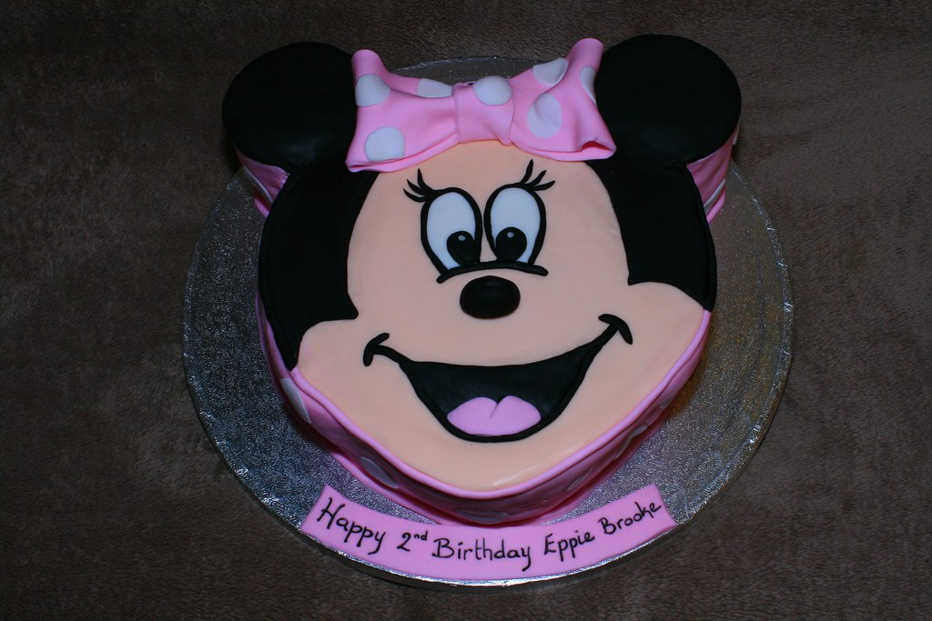 Minnie Cake Pan