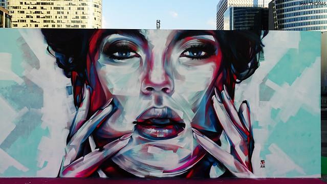 Projet Saato Street art La Défense 7 copie
