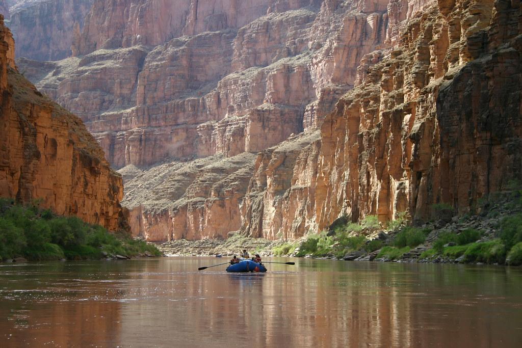 Grand Canyon National Park Colorado River Boating 3767