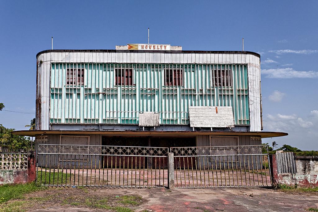 Guyana Novelty Cinema Skeldon Corentyne Berbice