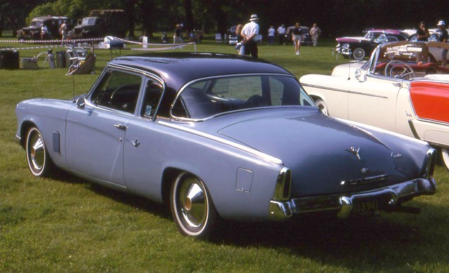 1953 Studebaker Commander Regal Starlight coupe | Flickr ...
