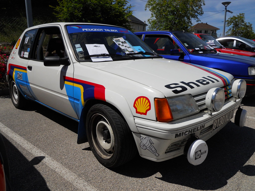 peugeot 205 rallye phase 1 comments are welcome flickr. Black Bedroom Furniture Sets. Home Design Ideas
