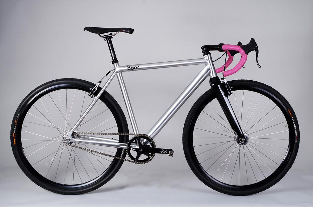 8bar TFLSBERG v1 -Singlespeed Cyclocross   More Infos