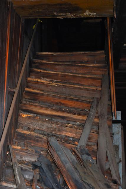 Broken Staircase | Explore Jordan Goodman's photos on ...