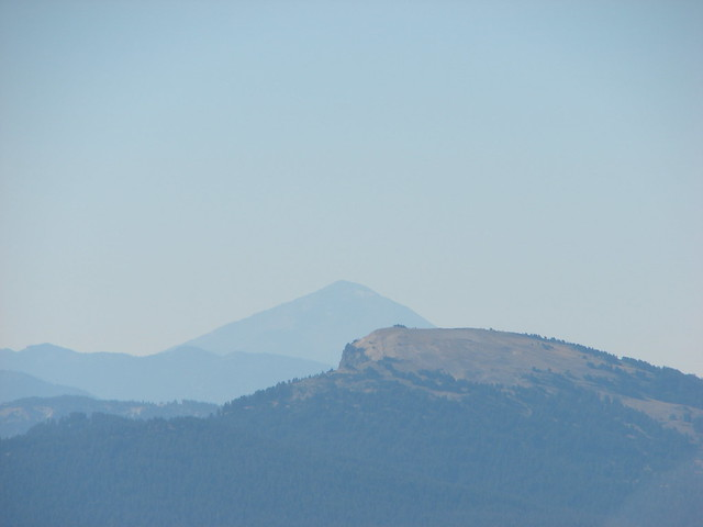 Mt. McLoughlin and Llao Rock