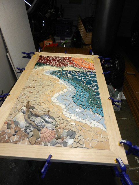 Image Result For Mosaic Grout Colors
