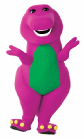 Image result for barney the dinosaur