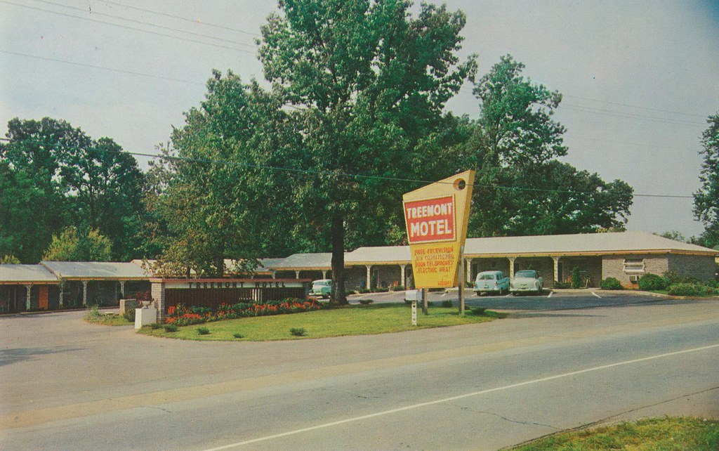 Treemont Motel - Knoxville, Tennesseee