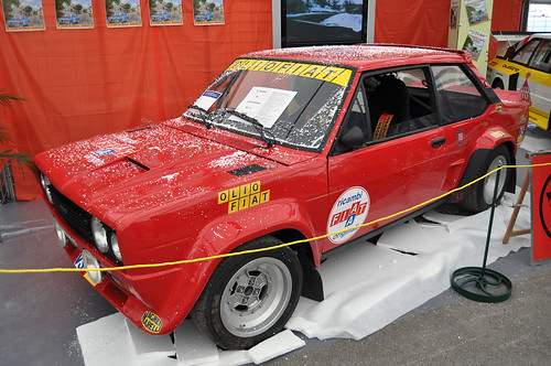 fiat 131 abarth avignon motor festival 2013 jeff flickr. Black Bedroom Furniture Sets. Home Design Ideas