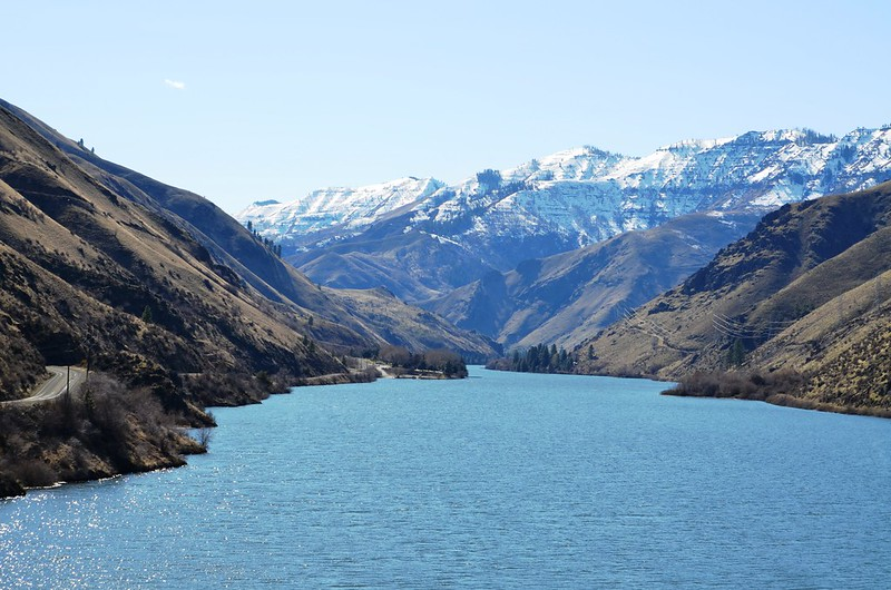 Hells Canyon National Recreation Area & Scenic Byway