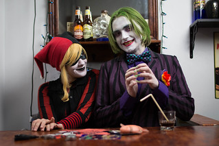 Joker's little joke | by Peter Habbit
