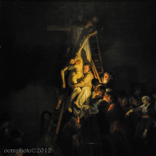 The Descent from the Cross 1634 Rembrandt Harmensz van ...