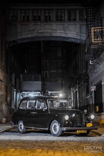 London Cab in NYC | by Jaszek