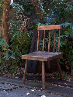 Primitive chair 1 | by murot