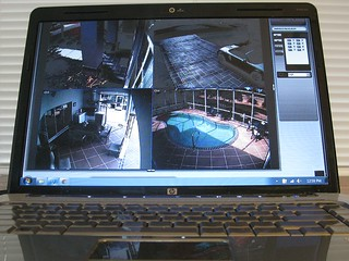 Old Laptop Used for Home Security Monitoring | by IntelFreePress