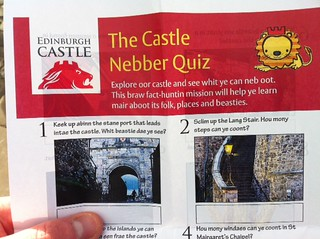The Nebber at Embra | by Scots Language Centre