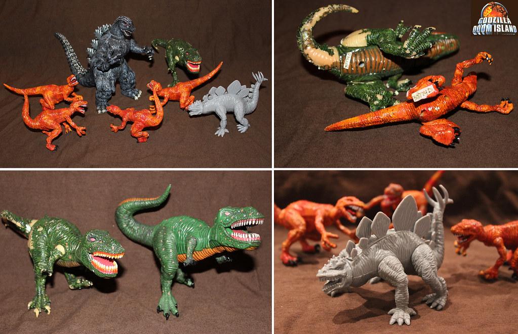 Godzilla Island Toys 55