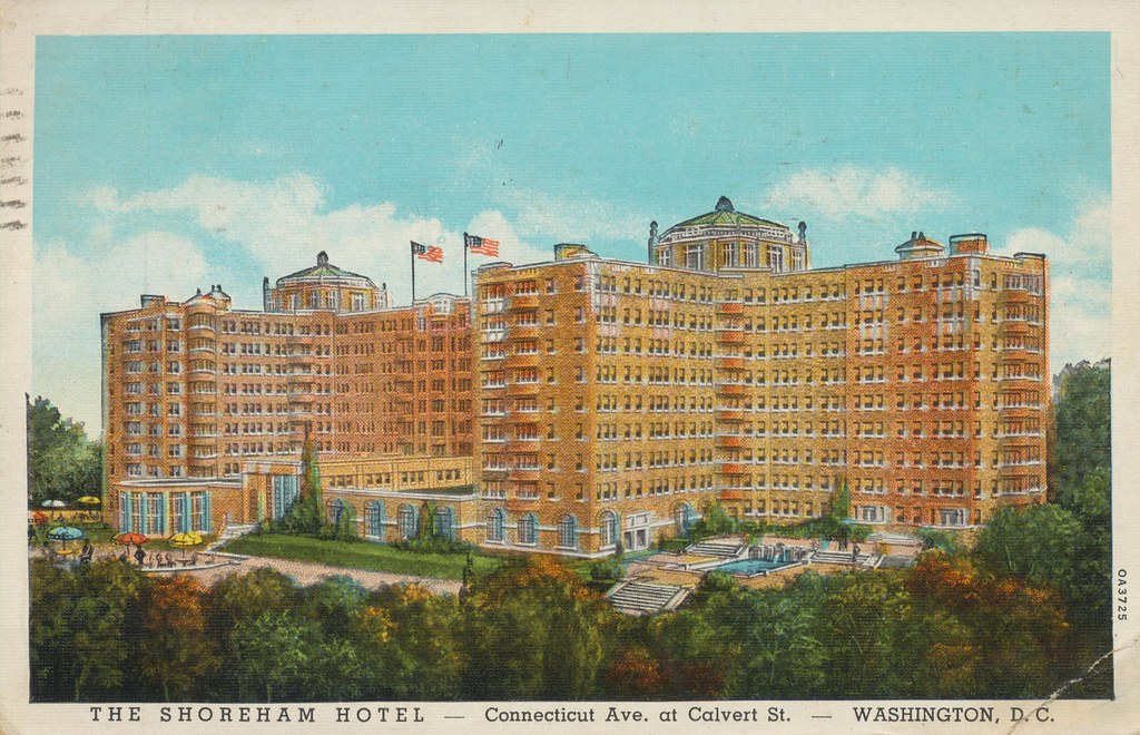 The Shoreham Hotel - Washington, D.C.