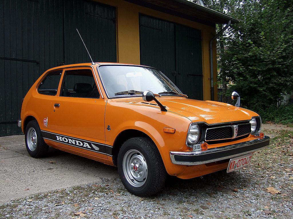 Honda Civic | 1972-79. | Opron | Flickr