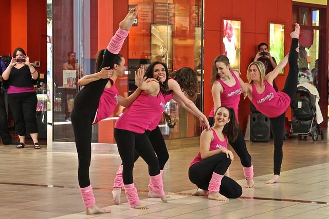 Improvaz Flashdance Flash Mob April 13 2013 Improvaz