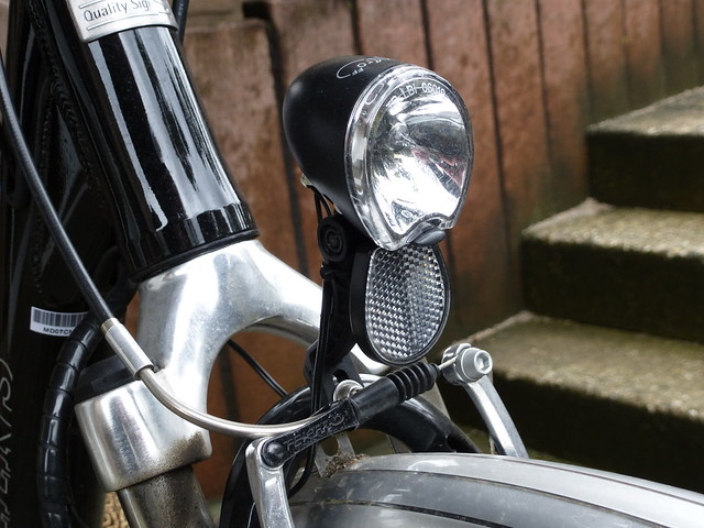 green 39 s e bike halogen lampe flickr photo sharing. Black Bedroom Furniture Sets. Home Design Ideas