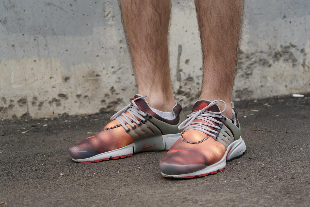 Nike Air Presto Lava