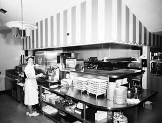 Carnival Restaurant, 1954 | by Seattle Municipal Archives