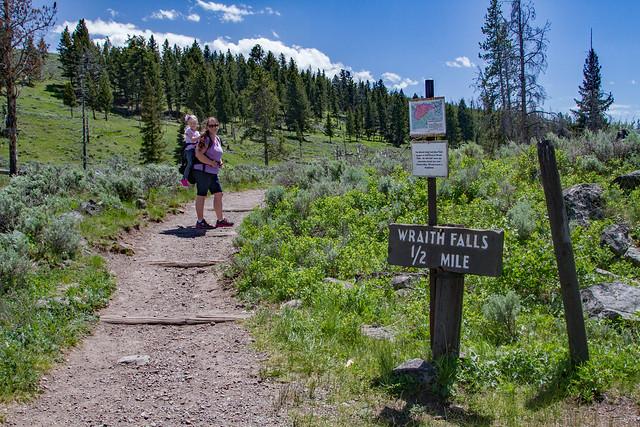 Wraith Falls Trail