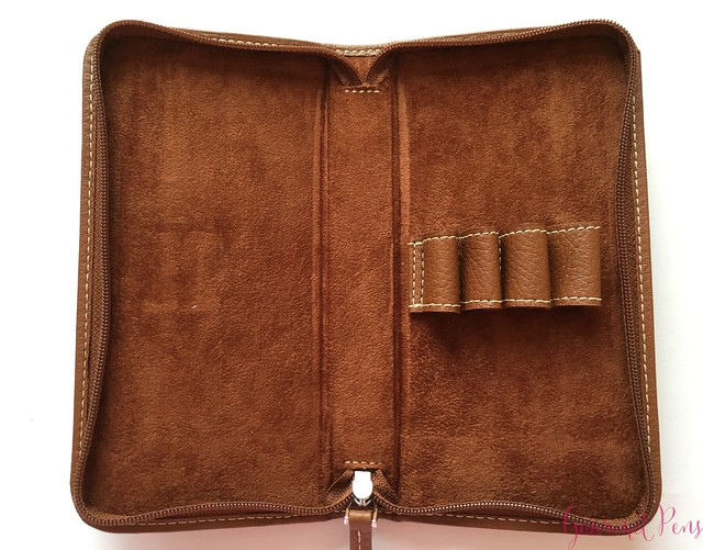 Review Lucrin Geneva Case 4 Zipped Pens @LucrinGeneva 5