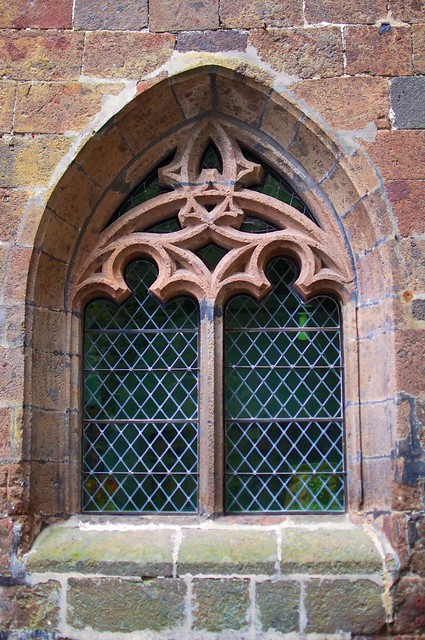 Fen tre gothique flickr photo sharing for Fenetre gothique
