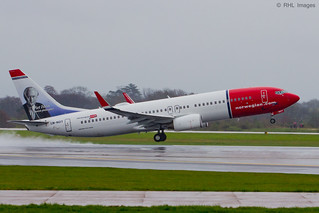 Norwegian Air Shuttle B737 LN-NOT | by Transport Pixels