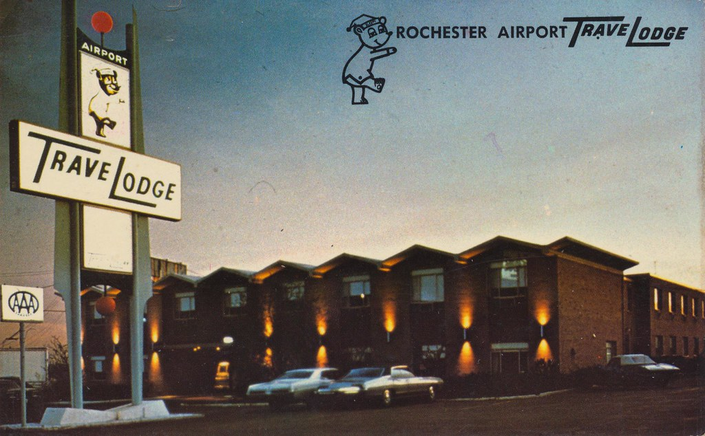 Travelodge Rochester Airport - Rochester, New York