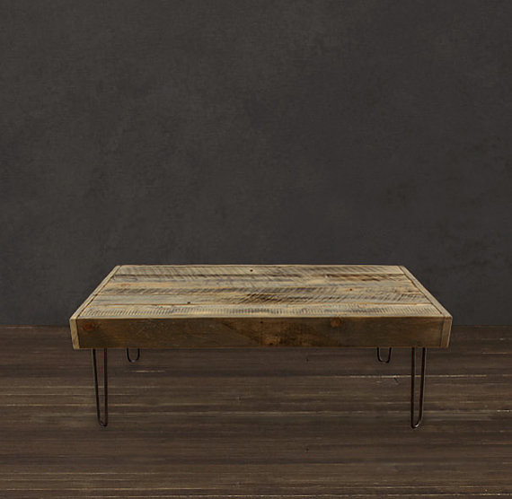 Reclaimed wood coffee table for Where to find reclaimed wood for free