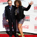 Larry King and GloZell