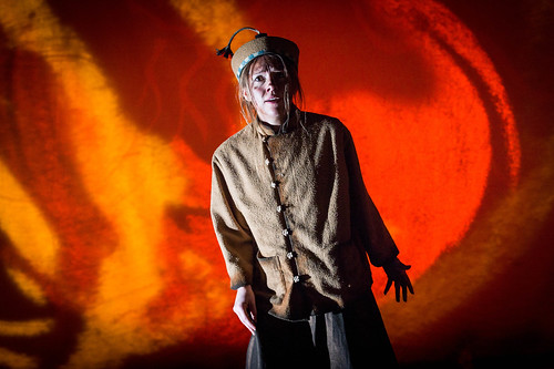 Mary Bevan as Lila in The Firework-Maker's Daughter © Robert Workman | by Royal Opera House Covent Garden