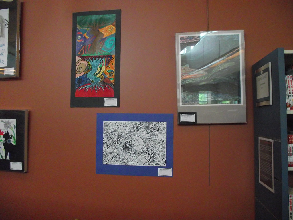 Teen Art On Display 14