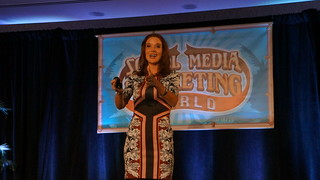 Sally Hogshead - Social Media Marketing World | by TopRankMarketing