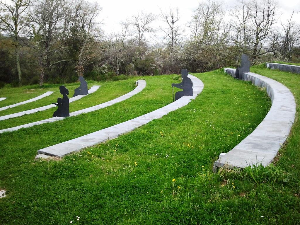 Parco Sculture Del Chianti Chianti Sculpture Park Anfit