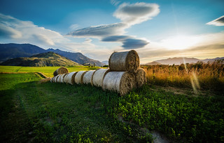 Hay for the Winter | by Trey Ratcliff