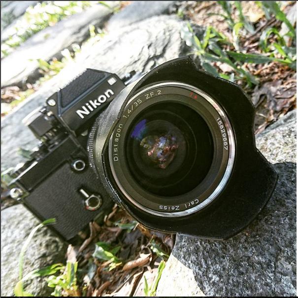 Zeiss ZF 35mm f1.4 日系蔡司之夢幻銘鏡