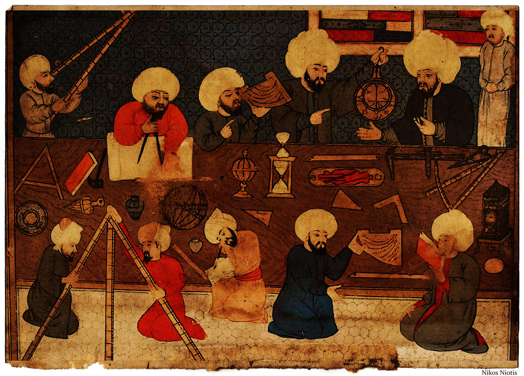 an overview of the golden age of islam in history