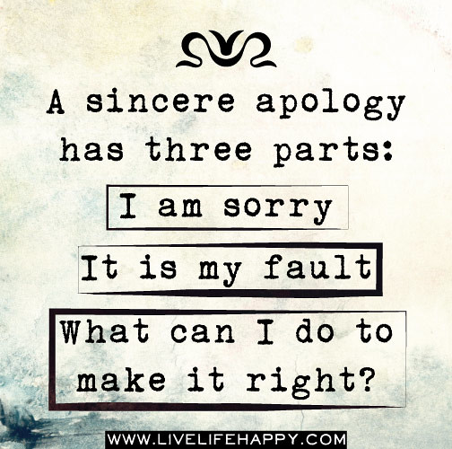 Narcissist Apology Hoover