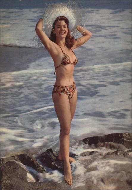 Pin up girls 1940s/1950s