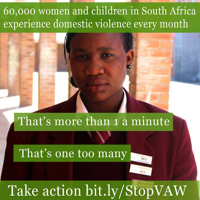 violence against south african women and Violence against women and girls (vawg)  and in particular violence against women, cost the south african economy a minimum of between r284 billion and r424 .