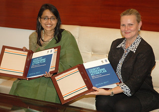 UNDP and Government of India Pledge to a New Country Programme Action Plan | by UNDP in India
