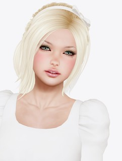 Snow Rabbit (S@R) Mesh Head Nea | by gogolita