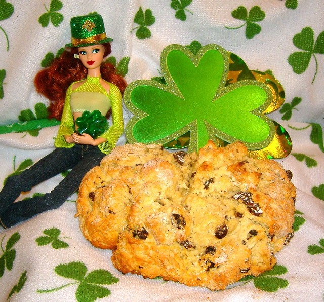 St. Paddy's Irish Soda Bread