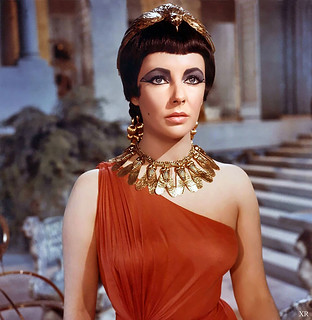 1963... Liz Taylor IS Cleopatra! | by x-ray delta one