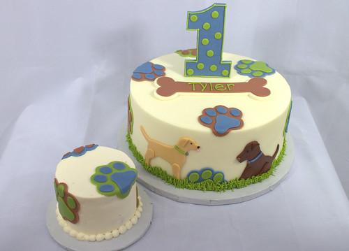 Puppy Dog Cake Pan