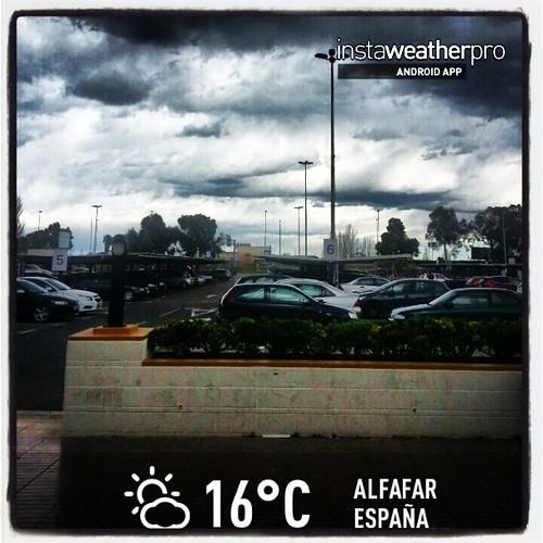 El tiempo ahora mismo tiempo valencia spain weather f - Temperatura terrassa ahora ...